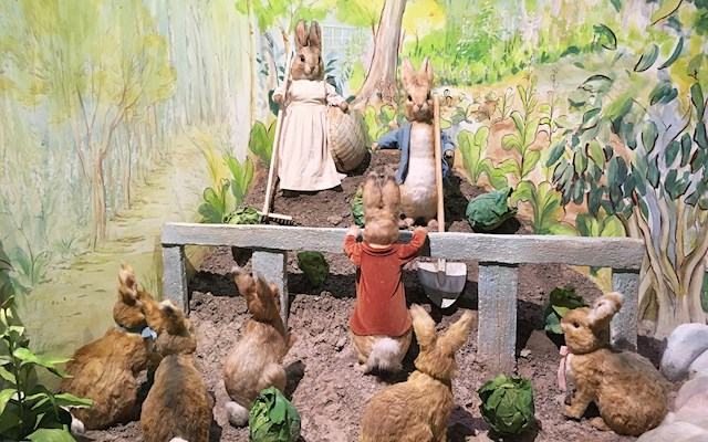 彼得兔中心 Beatrix Potter World