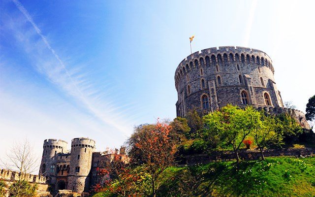 溫莎古堡 Windsor Castle