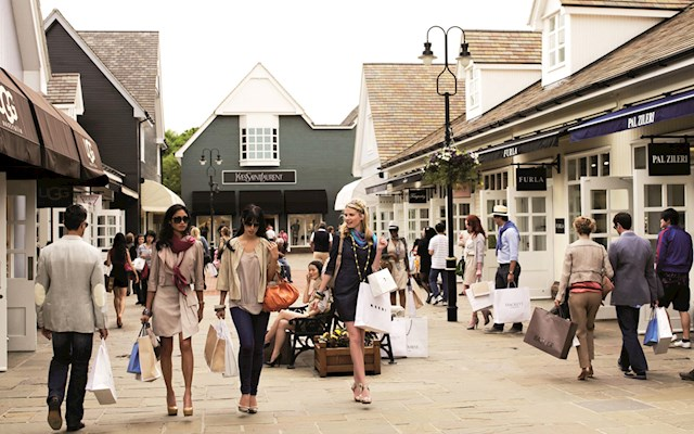 比斯特購物村 Bicester Village Outlet