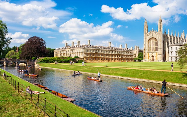 劍橋 Cambridge
