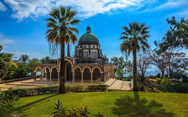 八福山教堂 Church of Beatitudes