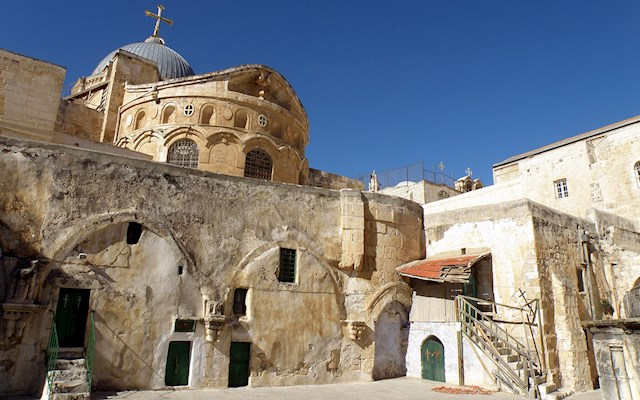 聖墓教堂 Church of Holy Sepulchre