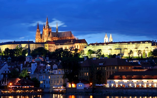 布拉格 Prague - UNESCO