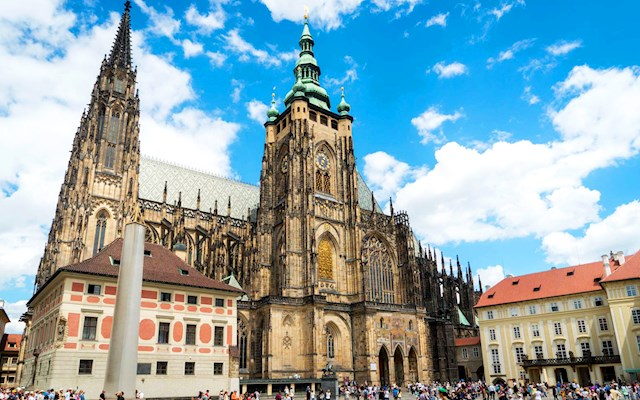 聖維特大教堂 St. Vitus Cathedral