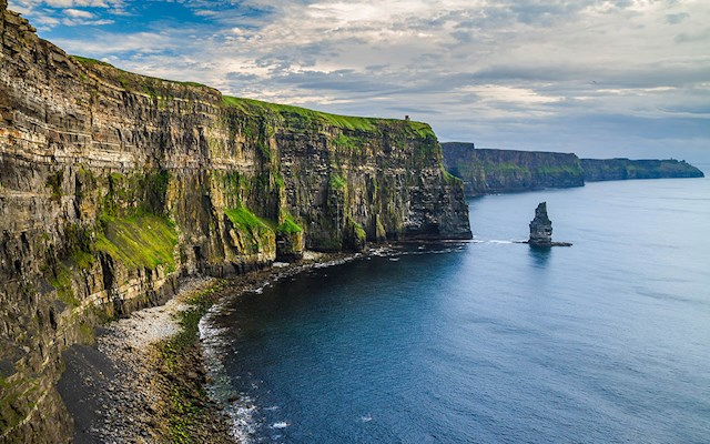 莫何斷崖 Cliffs of Moher