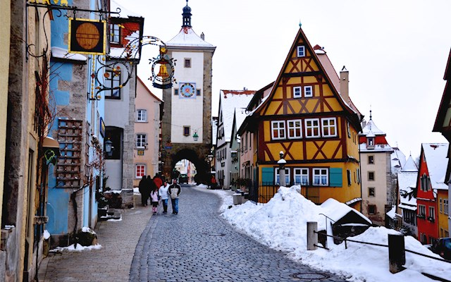 洛登堡 Rothenburg