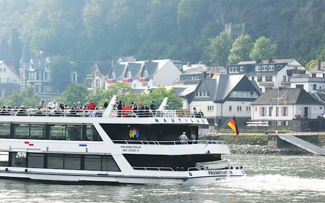 萊茵河遊船 Rhine River Cruises