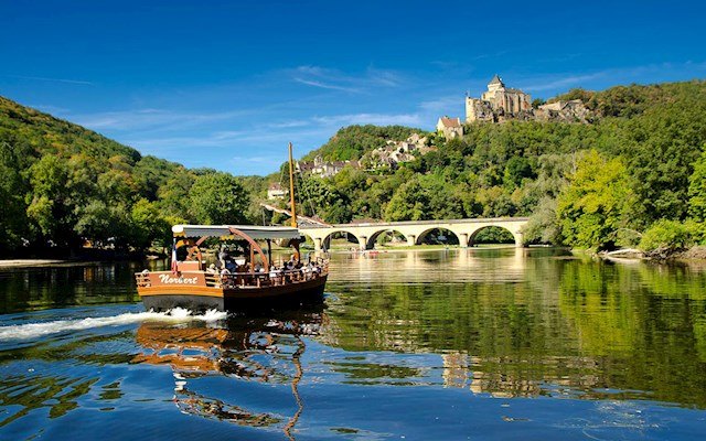 多頓尼河遊船 Dordogne River Cruise