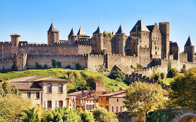卡卡頌 Carcassonne - UNESCO